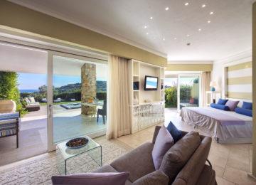 Chia Laguna Resort Sardinien_Garden Suite
