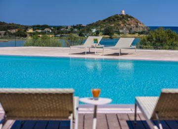 Chia Laguna Resort Sardinien_Bioaquam pool