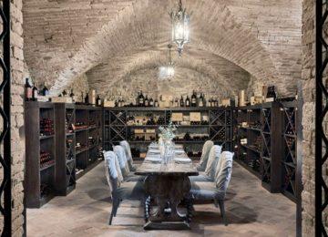 COMO Castello del Nero©The Wine Cellar dining