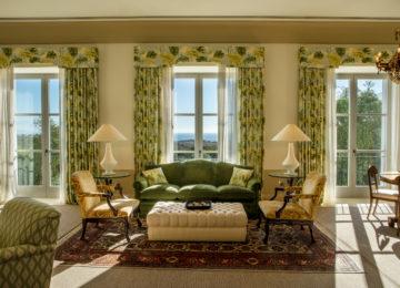 Cortesin Suite Sitzraum