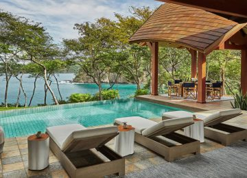 Pool Four Seasons Resort Costa Rica at Peninsula Papagayo