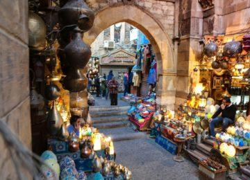 Cairo Bazar © A&K
