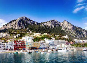 Europa – Italien, Capri