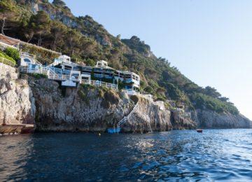 Capri Palace Hotel Beach Club IlRiccio