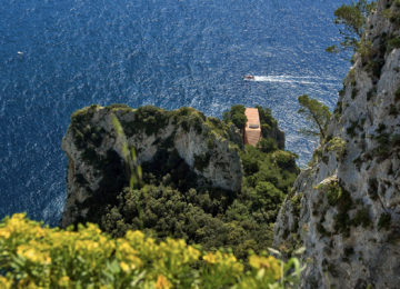 Capri Palace Jumeirah Küstenblick