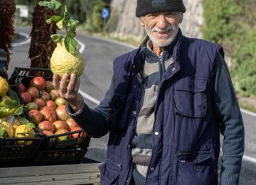 Capri Palace Obstverkäufer