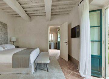 Castello del Nero©Tavernelle Suite Bedroom