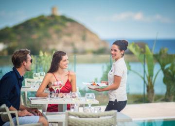 Chia Laguna Resort Sardinien_Lifestyle_Lunch