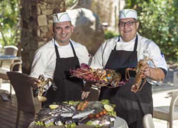 Chia Laguna Resort Sardinien_Food