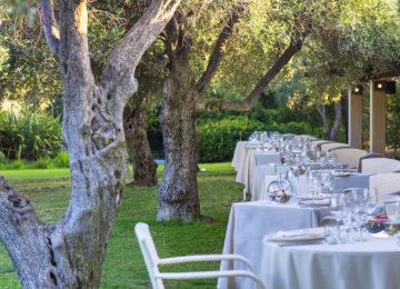 Chia Laguna Resort Sardinien__LE DUNE RESTAURANT