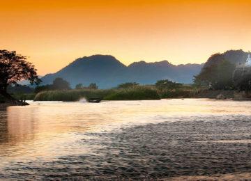 Chiang Rai Kok Rive © Thailändisches Fremdenverkehrsamt