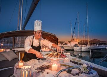 Meeresfrüchteküche ©Villa del Golfo Lifestyle Resort