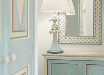 Klassisches Zimmer Schlafzimmer Detail©Hotel Pitrizza