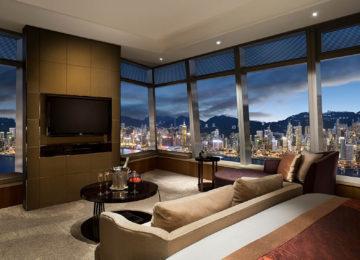 Club Grand Victoria Harbour Room©The Ritz-Carlton Hong Kong