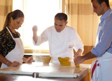 Cooking Lesson©Rosewood Castiglion del Bosco