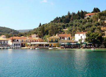 Yachtcharter in Griechenland, Corfu