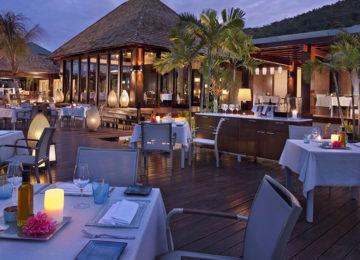 Restaurant_Hotel Raffles Praslin