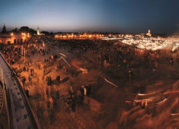 DJEMA EL FNAA © Travellink