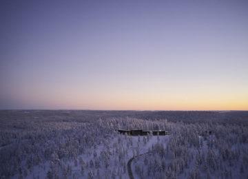 Octola Private Wilderness Lodge Finnland Polarkreis