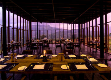 Restaurant Santani Wellness Resort & Spa©Sri Lanka
