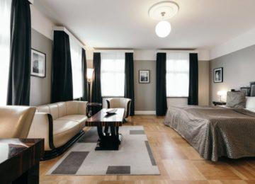 Deluxe Room©Hotel Borg