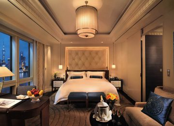 Deluxe Room © The Peninsula Shanghai