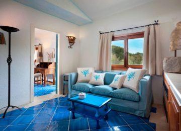 Deluxe Suite Wohnzimmer