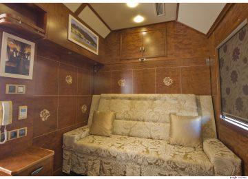Deluxe Suite day Tren Al Andalus © Renfe