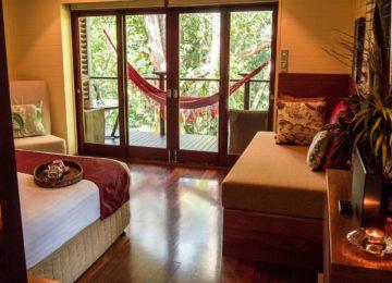 Deluxe Treehouses©Silky Oaks Lodge Australien