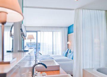 Deluxe Zimmer Meerseite Badezimmer©Falkensteiner Hotel & Spa Iadera, Punta Skala