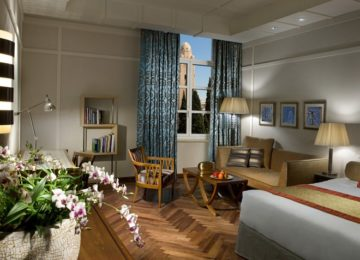 Deluxe Zimmer New City Top Floors