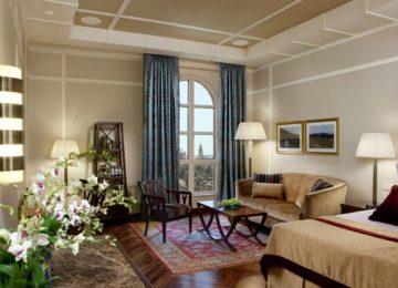 Deluxe Zimmer Old City Top Floors