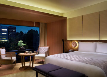 Deluxe_Bedroom ©The Ritz Carlton Kyoto