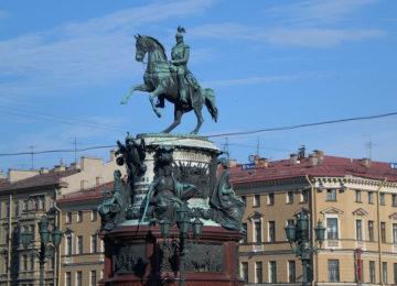 Denkmal fuer Nikolai I©SelectLuxuryTravel-1