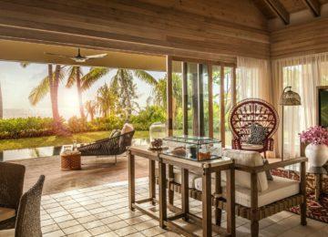 Desrochest 2-Bedroon suite©Four Seasons Resort Desroches Island