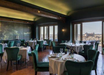 Dining©Hotel Parador de Toledo Extremadura Spanien
