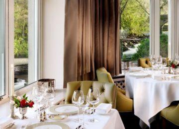 Dining©Sheen Falls Lodge