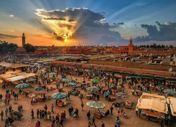 Djemaa El Fna©Four Seasons Resort Marrakech