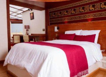Doppelzimmer©Palacio del Sal Hotel