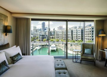 Double Luxury Room © Sofitel Auckland Viaduct Harbour