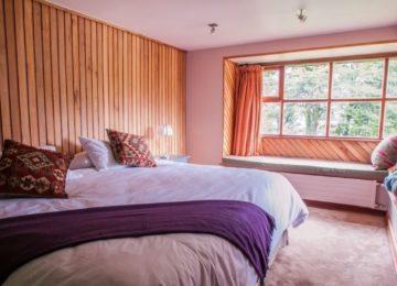 Double Room©Yelcho Hotel
