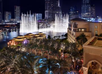 Dubai Fontaine ©Dubai_Tourisim_Board_Fontaine