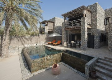Duplex 2-bedroom Pool Villa Six Senses Zighy Bay Pool Villa Beachfront Villa Select Luxury Travel Oman