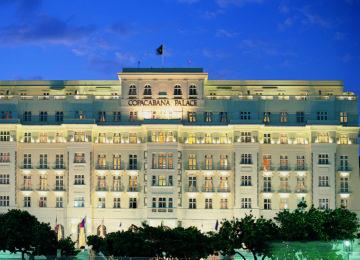 Ecterior©Hotel Belmond Copacabana Palace