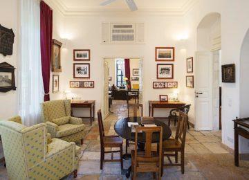 Einrichtung und Design American Colony Hotel Jerusalem