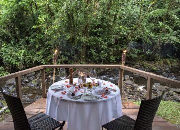 El Silencio Romantic Dinner