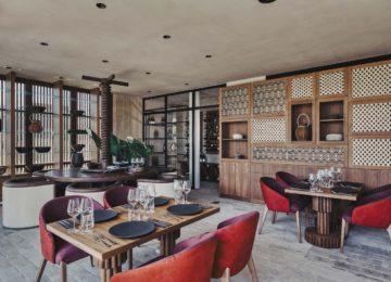 Enino Gastronomie Restaurant ©Domes Zeen Chania