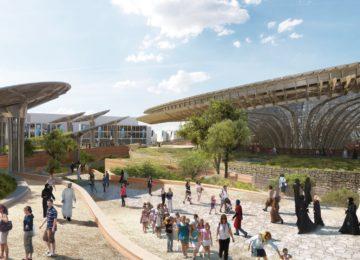 Expo 2020 – Sustainability Pavilion ©Expo