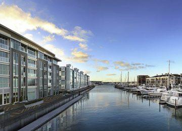 Exterior© Sofitel Auckland Viaduct Harbour