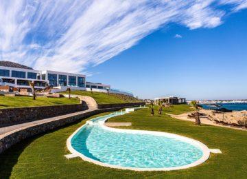 Exterior©Abaton Island Resort & Spa Kreta